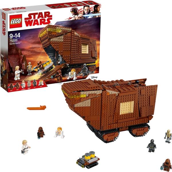 LEGO 75220 Star Wars Sandkriecher