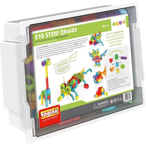 Engino STEM Qboidz Kindergartenbox