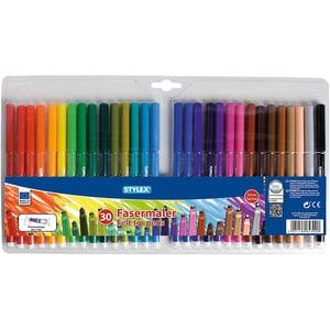 Stylex Filzstifte 30 Farben