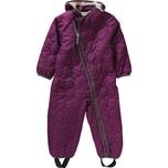 Racoon Outdoor Baby Schneeanzug Rie Bubble für Mädchen