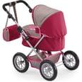 Bayer Puppenwagen Trendy grau/ pink