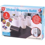 Playgo Magnet-Sticker Nachfüllpack