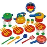 Klein Spielzeug Casa Mia Geschirr- und Topfset groß