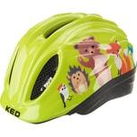 KED Helmsysteme Fahrradhelm Meggy Waldtiere