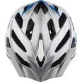 Alpina Fahrradhelm Panoma silver-white-cyan