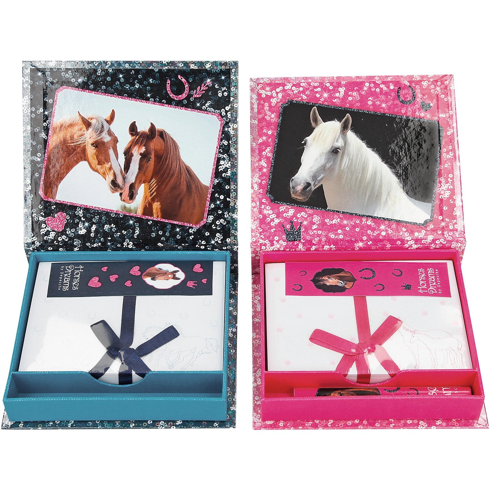 Depesche Horses Dreams Zettelbox