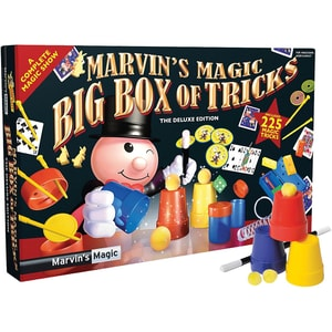 Marvins Magic Marvin`s erstaunliche 225 Zaubertricks