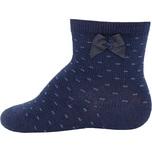 Ewers Baby Socken für Mädchen Pünktchen