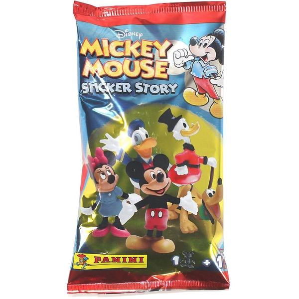 Top Media Mickey Maus Hybrid Flowpack Tüte 1 Sammelfigur
