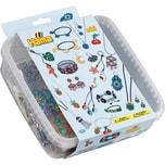Hama Perlen 5403 Box mit 10.500 mini-Perlen & Zubehör