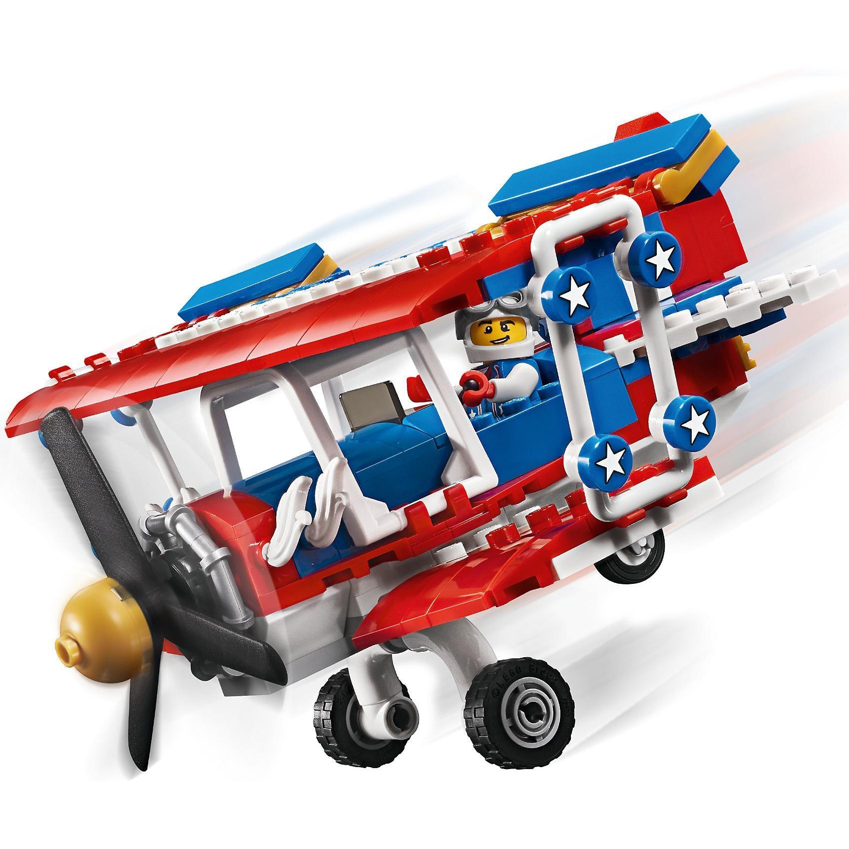 Lego Creator 31076 Tollkühner Flieger