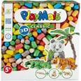 PlayMais CLASSIC 3D Wilde Tiere 900 Maisbausteine