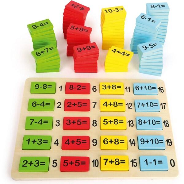 Small Foot Rechenplättchen Zahlenspaß