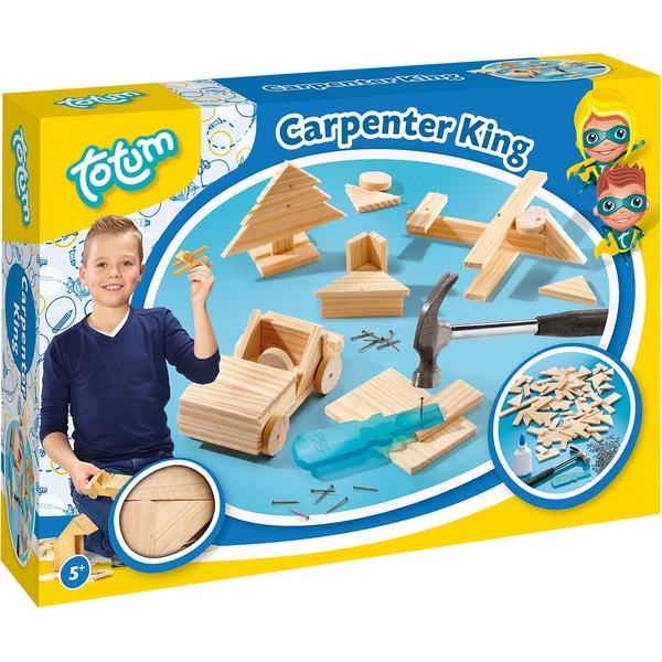 Totum Holzbausatz Carpenter King