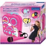 Lexinook Unicorn Mein tragbarer Lautsprecher mit Mikrofon und Geheimfach