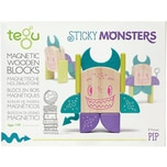 Tegu 5700605 Sticky Monsters Pip