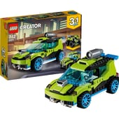 LEGO LEGO 31074 Creator: Raketen-Rallyeflitzer