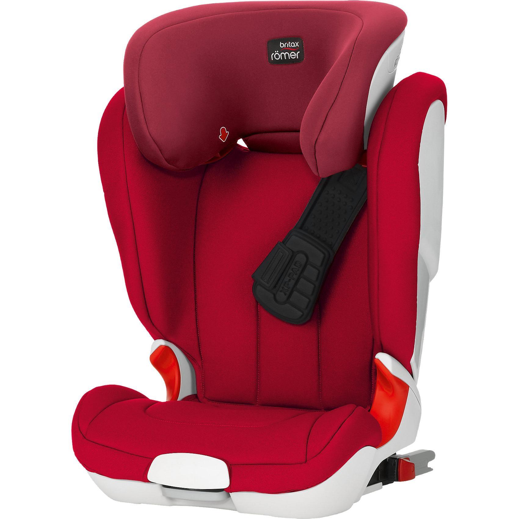 Britax Römer Auto-Kindersitz Kidfix XP Flame Red 2018