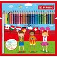 STABILO Buntstifte color 30 Farben