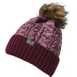 Jack Wolfskin Bommelmütze Knit Pompom Cap für Mädchen