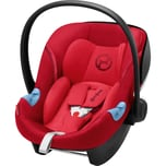 Cybex Babyschale Aton M i-Size Rebel Red-Red 2018