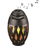 Lexibook Bluetooth-Lautsprecher mit LED-Flamme