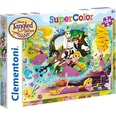 Clementoni Puzzle 104 Teile Rapunzel