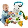 Mattel Fisher-Price Lern mit mir Zebra Lauflernwagen