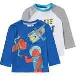 myToys-COLLECTION Baby Doppelpack Langarmshirts für Jungen von TVMANIA