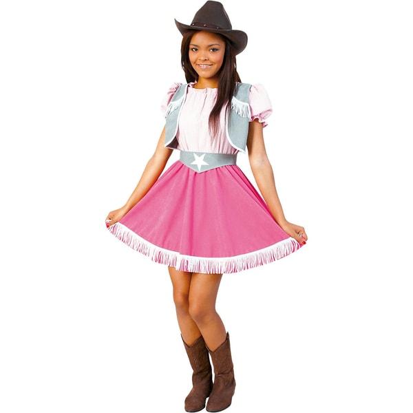 Kunterbunt Kostüm Cowgirl Cassy