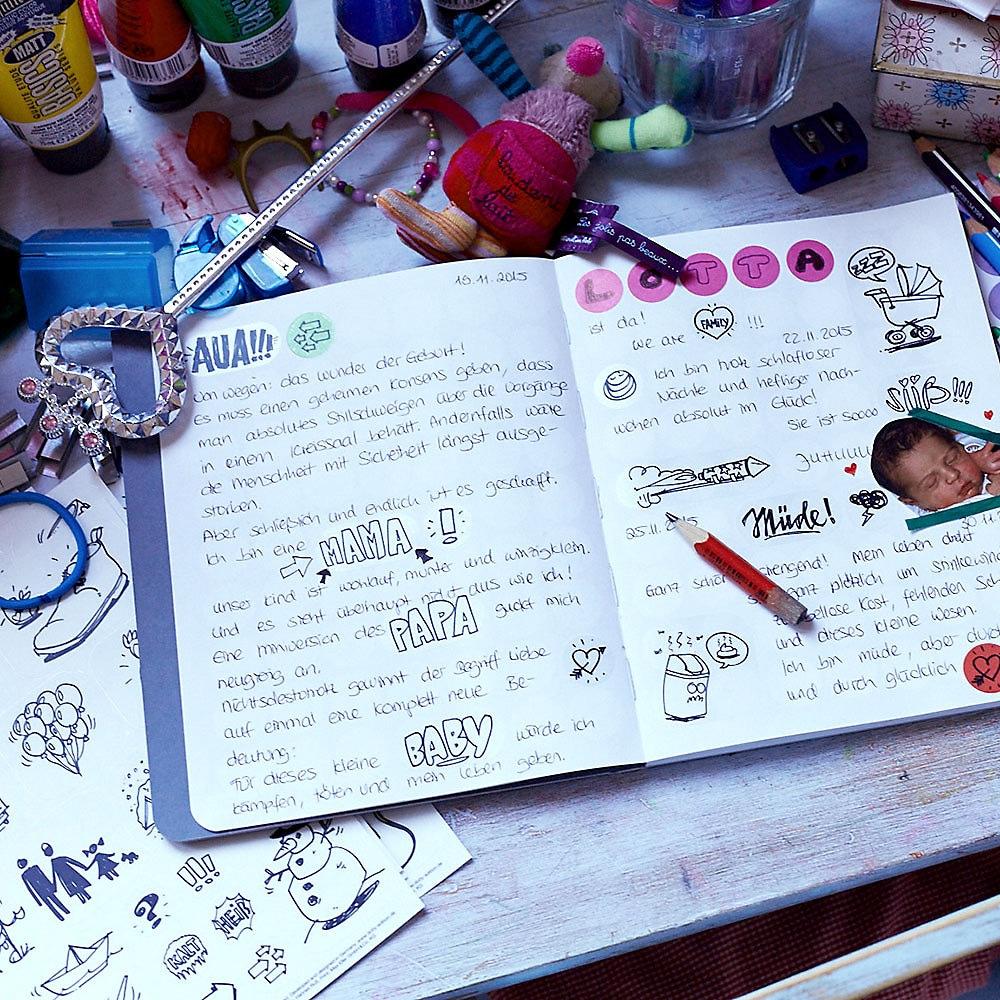 Dot On Dot On Diary Family