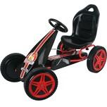 hauck Toys Go-Kart Hurricane rot