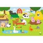 Trefl Maxi Puzzle 15 Teile Bauernhof