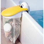 KidsKit Spielzeug-Badewannennetz Pelikan