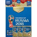 Top Media FIFA Fussball-Weltmeisterschaft Russland 2018 Panini Hardcover