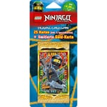 Top Media Lego Ninjago Serie 4 Blister mit 5 Booster Le Card