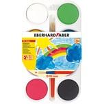 Eberhard Faber Mini Kids Farbkasten 8 Farben Pinsel