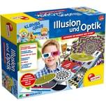 Lisciani Illusion und Optik