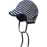 Sterntaler Baby Schirmmütze mit UV-Schutz 50 zum Binden für Jungen