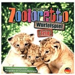 Abacusspiele Zooloretto Würfelspiel Trio Spiel-Zubehör