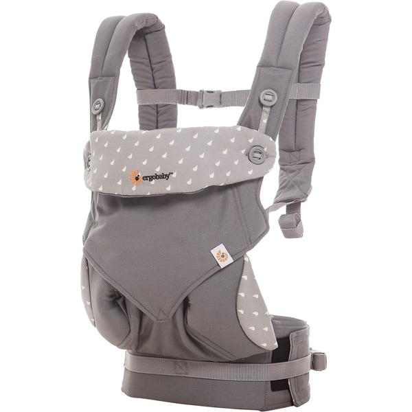 Ergobaby Babytrage 360° Dewy Grey