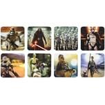 Star Wars 3D Untersetzer