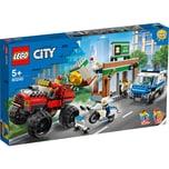 LEGO 60245 City: Raubüberfall mit dem Monster-Truck