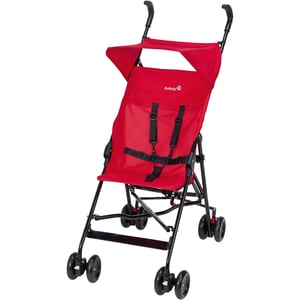 Safety 1st Buggy Peps inkl. Sonnenverdeck plain red 2017