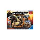 Ravensburger Puzzle Dragons Die Babyzeit 3x49-teilig