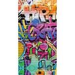 Strand- Badetuch Graffiti 75 X 150 cm