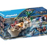 Playmobil 70413 Rotrockbastion