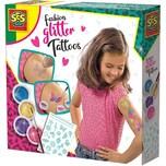 Ses Creative Fashion Glitter Tattoos