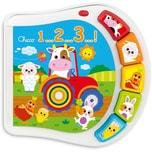 Chicco Babybuch Zahlen Farmbuch