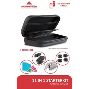 ak tronic Nintendo Switch 11 in 1 Starter Set